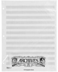 D'Addario X12S Archives Looseleaf Manuscript