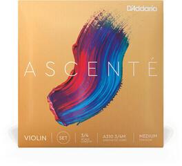 D'Addario A310 3/4M Ascente Violin Strings