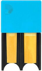 D'Addario-Woodwinds Reed Guard - Blue