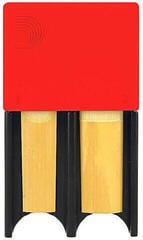 D'Addario-Woodwinds Reed Guard - Red