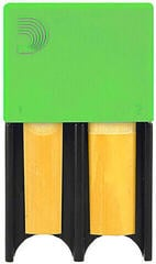 D'Addario-Woodwinds Reed Guard - Green