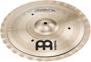 "Meinl Generation X 12"" 14"" Trash Hat Cymbal Set"