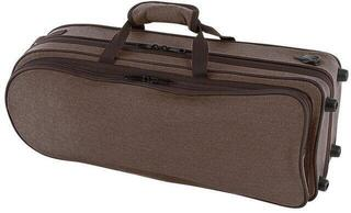 GEWA 708301 Form Shaped Case for Trumpets Compact Exterior Brown