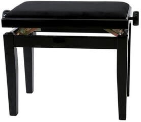 GEWA 130010 Piano Bench Deluxe Black High Gloss