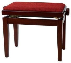 GEWA 130050 Piano Bench Deluxe Mahogany Matt