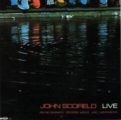 John Scofield Live Music CD