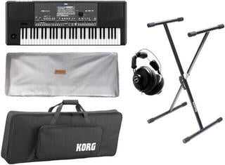 Korg PA600 SET Professional Keyboard