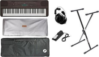 Yamaha PSR-E360 Keyboard with Touch Response
