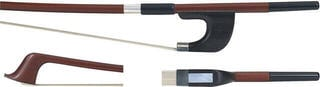 GEWA 404832 Double Bass Bow Brasil Wood Student 1/2