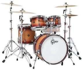 Gretsch Drums RN2-E604 Renown Shell Set Satin Tobacco Burst