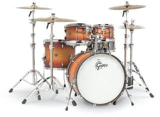 Gretsch Drums RN2-E8246 Renown Shell Set Satin Tobacco Burst