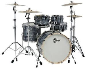 Gretsch Drums RN2-E8246 Renown Shell Set Silver Oyster Pearl