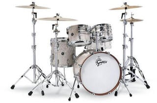 Gretsch Drums RN2-E604 Renown Shell Set Vintage Pearl