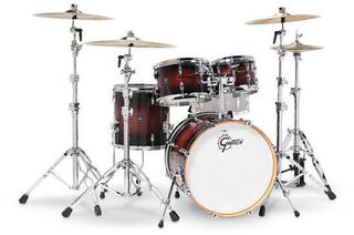 Gretsch Drums RN2-E604 Renown Shell Set Cherry Burst