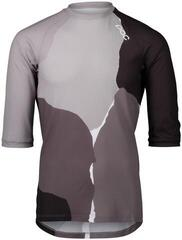 POC MTB Pure 3/4 Jersey Color Splashes Multi Sylvanite Grey 2XL