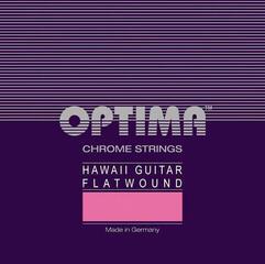 Optima 659104 Strings for Hawaiian Guitar E4 .025w