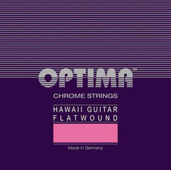 Optima 659106 Strings for Hawaiian Guitar E6 .042w