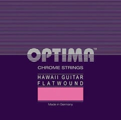 Optima 659109 Strings for Hawaiian Guitar Set