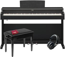 Yamaha YDP 164 Black Digital Piano