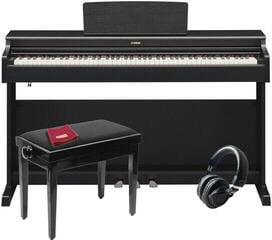 Yamaha YDP 164 Crna Digitalni pianino