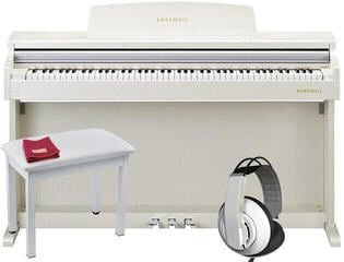 Kurzweil M100 White Digital Piano