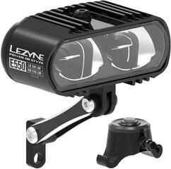 Lezyne Ebike Power HB StVZO E550 Black