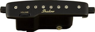 Shadow SH 145 Acoustic Active Humbucker Pickup Black