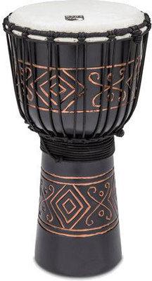 Toca Percussion TSSDJ-MBO Djembe STreet Series 10'' height: 20'' (51cm)