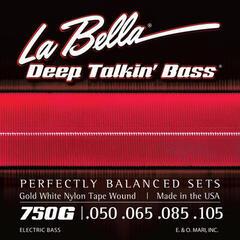 LaBella 750G Gold White Nylon Tape Wound Light 50-105