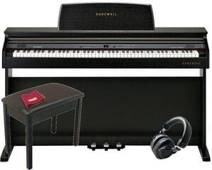 Kurzweil KA130 Simulated Rosewood Digital Piano
