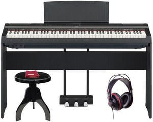 Yamaha P-125B Deluxe SET Digital Stage Piano