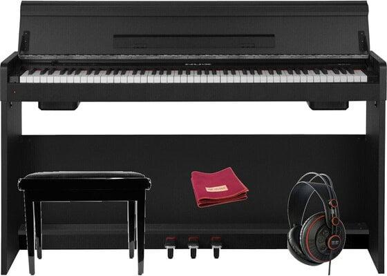 Nux WK-310 Черeн Дигитално пиано