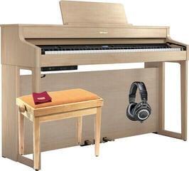Roland HP 702 Stejar deschis Pian digital