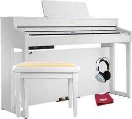 Roland HP 702 White Digital Piano