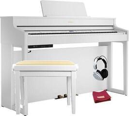 Roland HP 702 Blanc Piano numérique