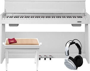 Nux WK-310 White Digital Piano