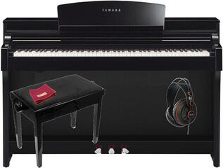 Yamaha CSP 170 Polished Ebony Digital Piano