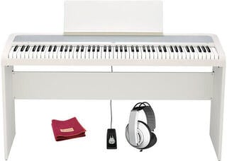 Korg B2-WH SET Digital Stage Piano