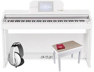 Smart piano The ONE Classic White Digitální piano