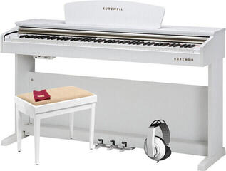 Kurzweil M90 White Digital Piano