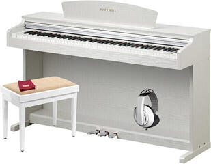 Kurzweil M110A White Digital Piano