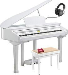 Kurzweil KAG100 Polished White Piano numérique