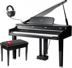 Kurzweil MPG200 Polished Ebony Digital Piano