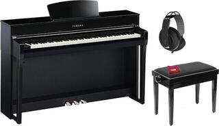 Yamaha CLP 735 Polished Ebony Digital Piano