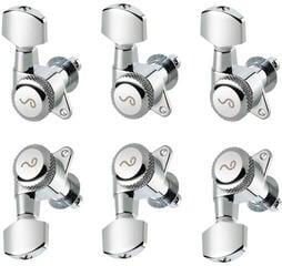 Schaller M6 135 3L/3R locking 19,5 Chrome