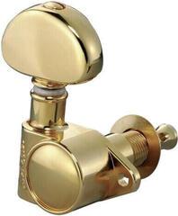 Schaller M6 Vintage 3L/3R solid 21,7 Gold