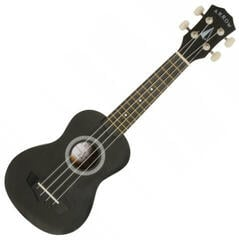Arrow PB10 S Soprano Ukulele Black