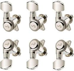Schaller M6 135 3L/3R locking 19,5 Nickel