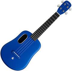 Lava Music Acoustic Concert Ukulele Blue