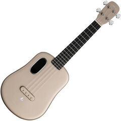 Lava Music Acoustic Concert Ukulele Gold
